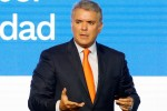 presidente colombiano Iván Duque